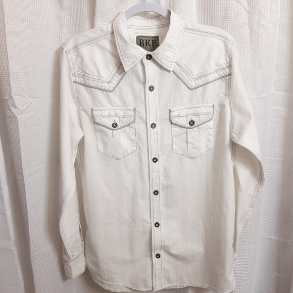 BKE Other - BKE Long Sleeve Button Up Shirt